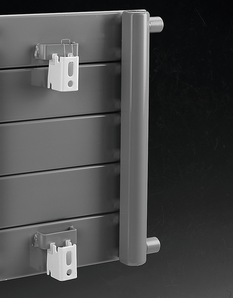 Zehnder_RAD_Accessory_Nova_wall support CVA 1 with security clip_Office_30736