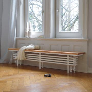 zehnder radiator bench
