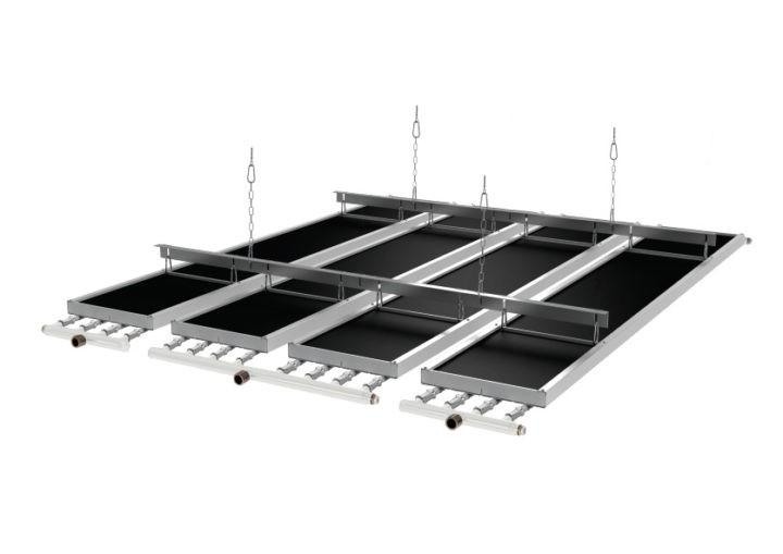 Панели потолочного отопления Zehnder ZIP 4